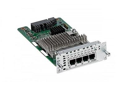 NIM-4FXS Cisco Network Interface Module (New)