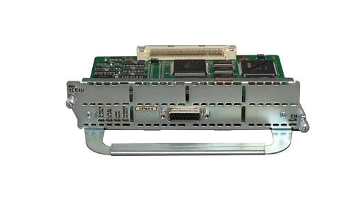 NM-1CE1U Cisco Network Module (New)