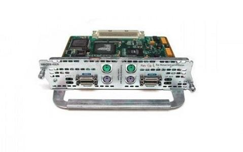 NM-CEM-4SER Cisco Network Module (New)