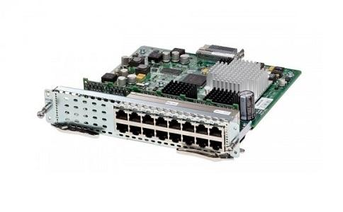 SM-X-ES3-16-P Cisco EtherSwitch Service Module (New)