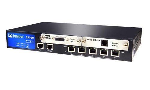 SSG-20-SH Juniper SSG20 Secure Services Gateway (New)