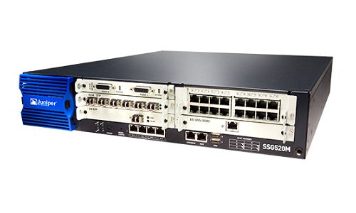 SSG-520M-SH-DC-N Juniper SSG 500 Secure Services Gateway (New)