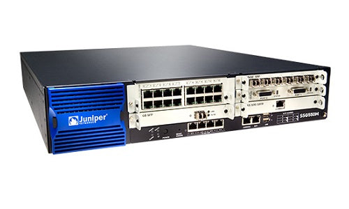 SSG-550M-SH Juniper SSG 500 Secure Services Gateway (New)