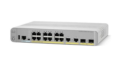 WS-C3560CX-12PC-S Cisco Catalyst 3560CX Network Switch (New)