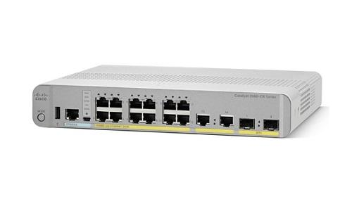 WS-C3560CX-12PD-S Cisco Catalyst 3560CX Network Switch (New)
