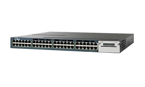 WS-C3560X-48P-S Cisco Catalyst 3560X Network Switch (New)
