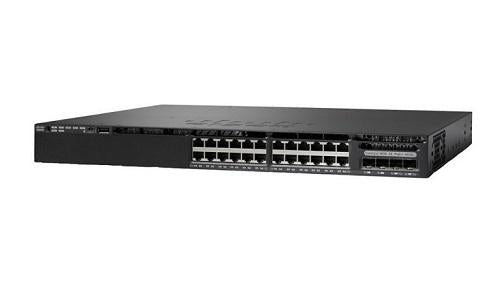 WS-C3650-24TD-L Cisco Catalyst 3650 Network Switch (New)