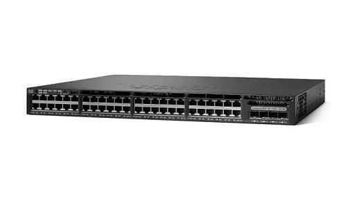 WS-C3650-48TS-L Cisco Catalyst 3650 Network Switch (New)
