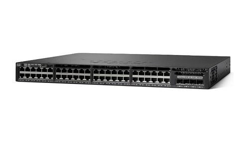WS-C3650-48TS-S Cisco Catalyst 3650 Network Switch (New)