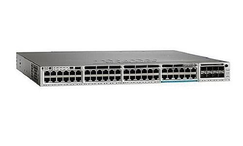 WS-C3850-12X48U-E Cisco Catalyst 3850 Network Switch (New)