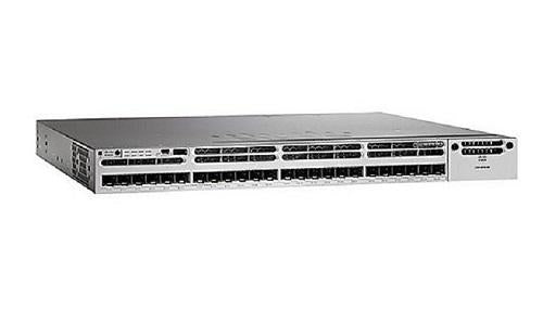WS-C3850-24XS-S Cisco Catalyst 3850 Network Switch (New)