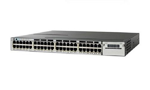 WS-C3850-48F-S Cisco Catalyst 3850 Network Switch (New)