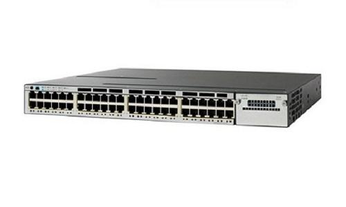 WS-C3850-48T-E Cisco Catalyst 3850 Network Switch (New)
