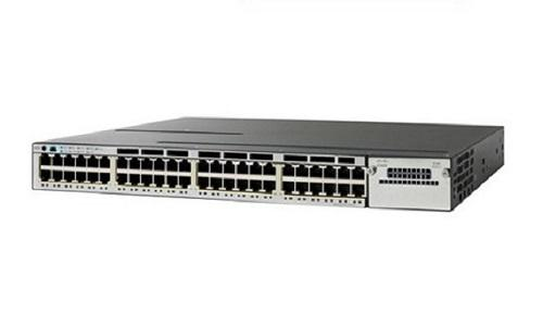 WS-C3850-48T-L Cisco Catalyst 3850 Network Switch (New)