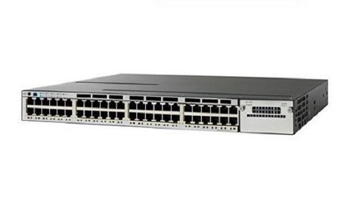 WS-C3850-48T-S Cisco Catalyst 3850 Network Switch (New)
