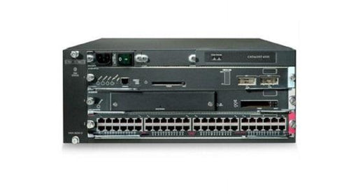 WS-C6503E-S32-10GE - Cisco Catalyst 6503E Network Switch Chassis - New