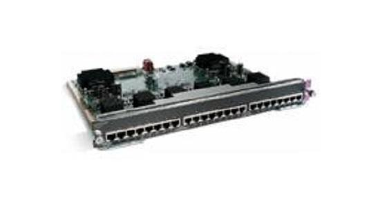 WS-X4524-GB-RJ45V Cisco Catalyst 4500 PoE Switch Module (New)