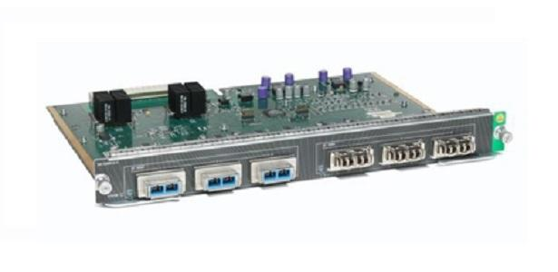 WS-X4606-X2-E Cisco Catalyst 4500E Switch Module (New)