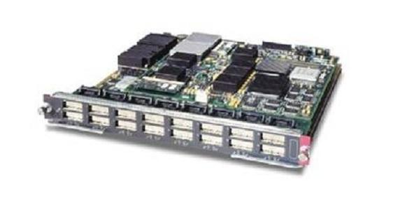 WS-X6516-GBIC Cisco Catalyst 6500 Switch Module (New)