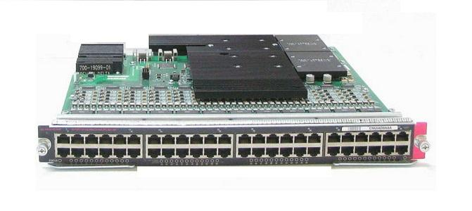 WS-X6548-GE-45AF Cisco Catalyst 6500 Switch Module (New)