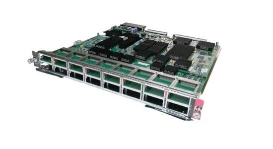WS-X6716-10G-3C Cisco Catalyst 6500 Switch Module (New)