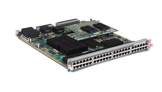 WS-X6748-GE-TX Cisco Catalyst 6500 Switch Module (New)