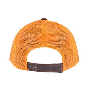 iFish Structured Mesh-Back Logo Hat
