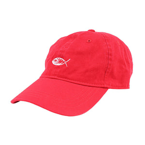 iFish Cotton Twill Logo Hat