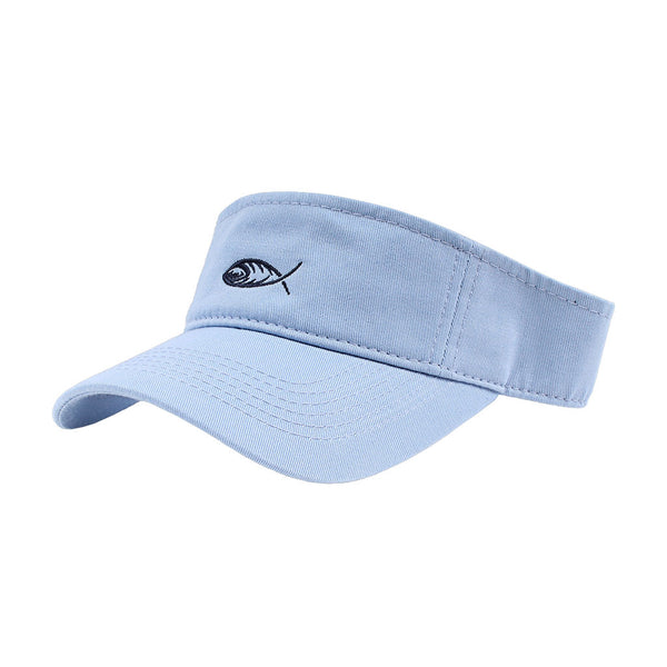 iFish Low Profile Logo Visor