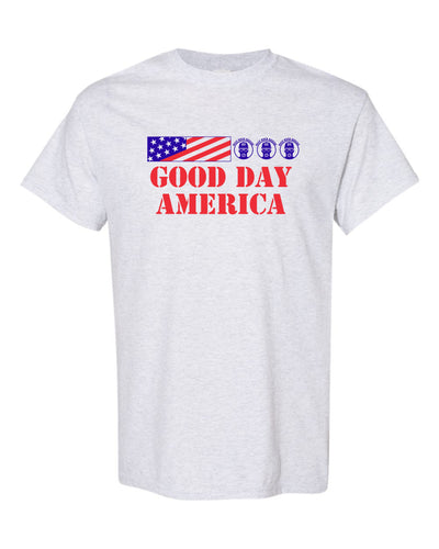 Billy Buck Roscoe Supports MERICA Tee
