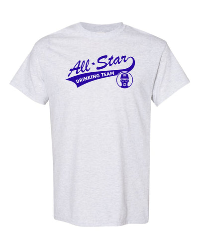 Billy Buck Roscoe All Star Drinking Team