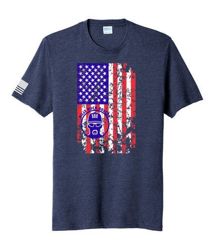 Billy Buck Roscoe Freedom Tee