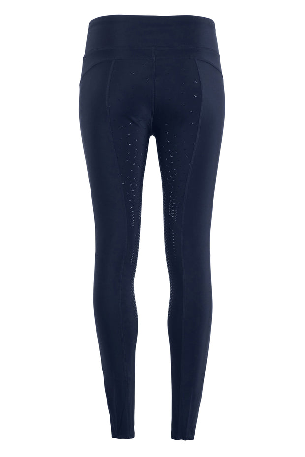 Montar SS20 Linnea Ladies Pull On Riding Tights - Navy