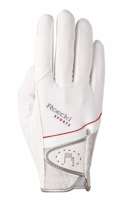 Roeckl Madrid White Gloves