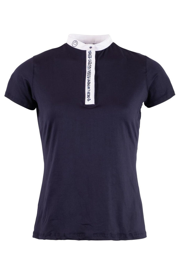 Montar Jocelyn Ladies Competition Shirt - Navy