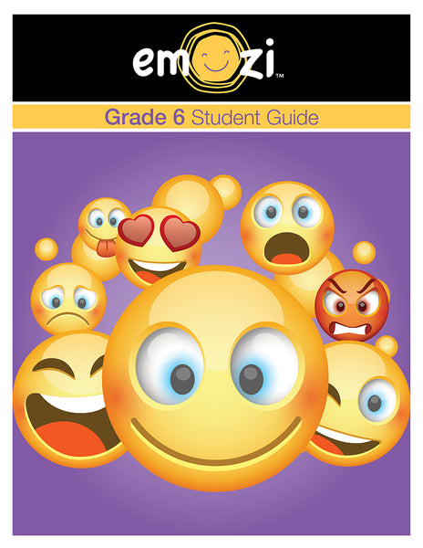 Emozi Grade 6 Student Guides (package of 5)