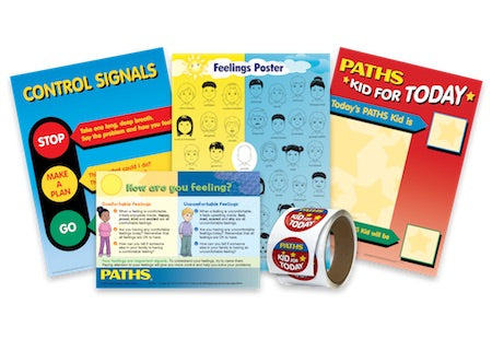 PATHS® program Grade 3 Classroom Refresh Package