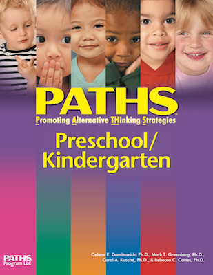 PATHS® Program Preschool/Kindergarten Classroom Implementation Package