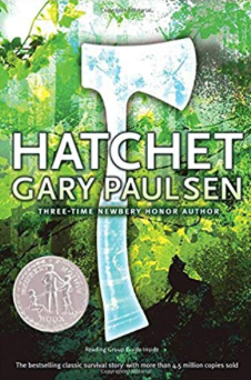 """Hatchet"" Grade 5/6 Novel"