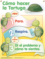 """How to Do Turtle"" Poster [Spanish]"