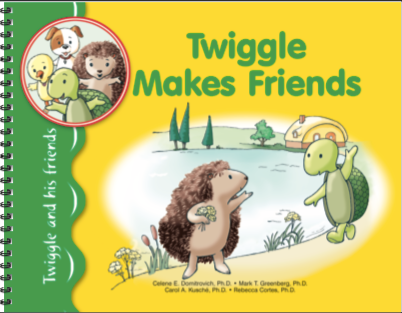 """Twiggle's Special Day"" Storybook"