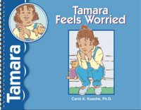 """Tamara Feels Worried"" Storybook"