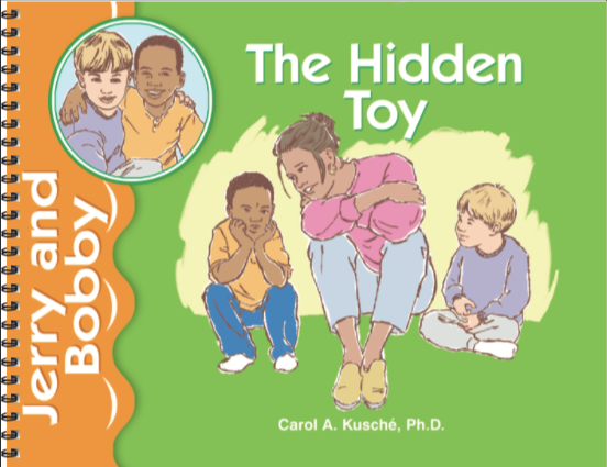 """The Hidden Toy"" Storybook"