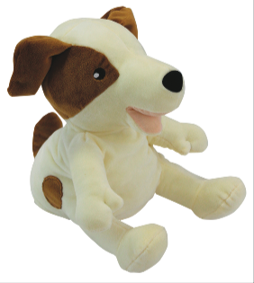 Duke the Dog Puppet