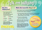 """Talk About Bullying"" Cling - Classroom Set"