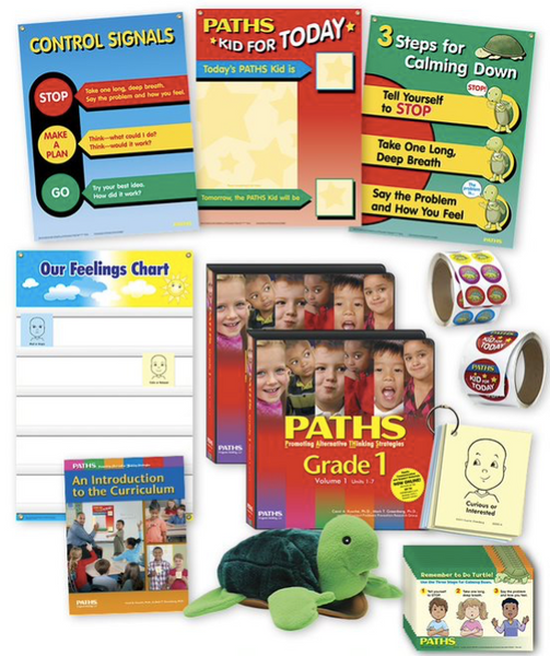 PATHS program classroom module for Grade 1