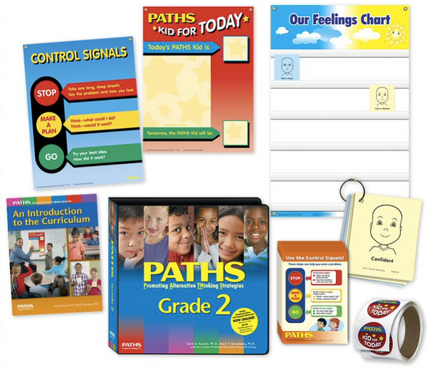 PATHS program classroom module for Grade 2