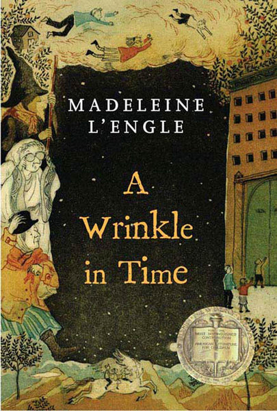 """A Wrinkle in Time"" Grade 6 Novel"