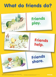 PATHS® Program Classroom Refresh Set - Preschool/Kindergarten