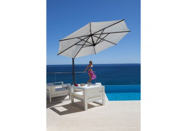 FIM C-series 11.5' Offset Patio Umbrella